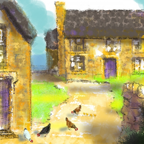 Cotswold Farmyard 3_front